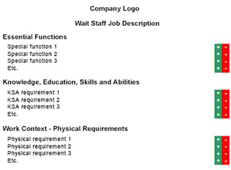 Duty manager resume sample